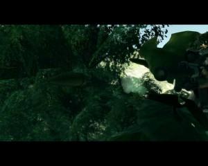 Снайпер послал первую пулю в игре