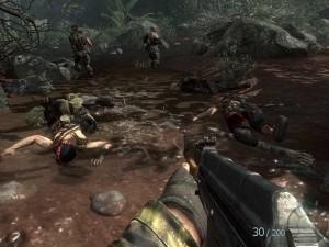 Black Ops напарники прошли по трупам