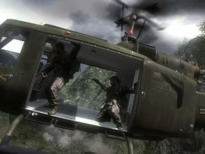 Black Ops танцы в вертолете