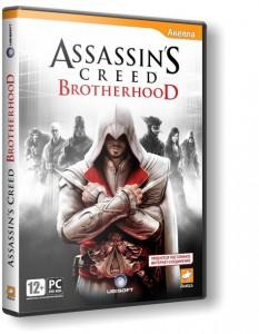 Assassins Creed Brotherhood - освобождение Рима началось