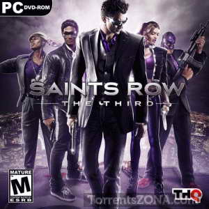 Saints Row: The Third - Святые